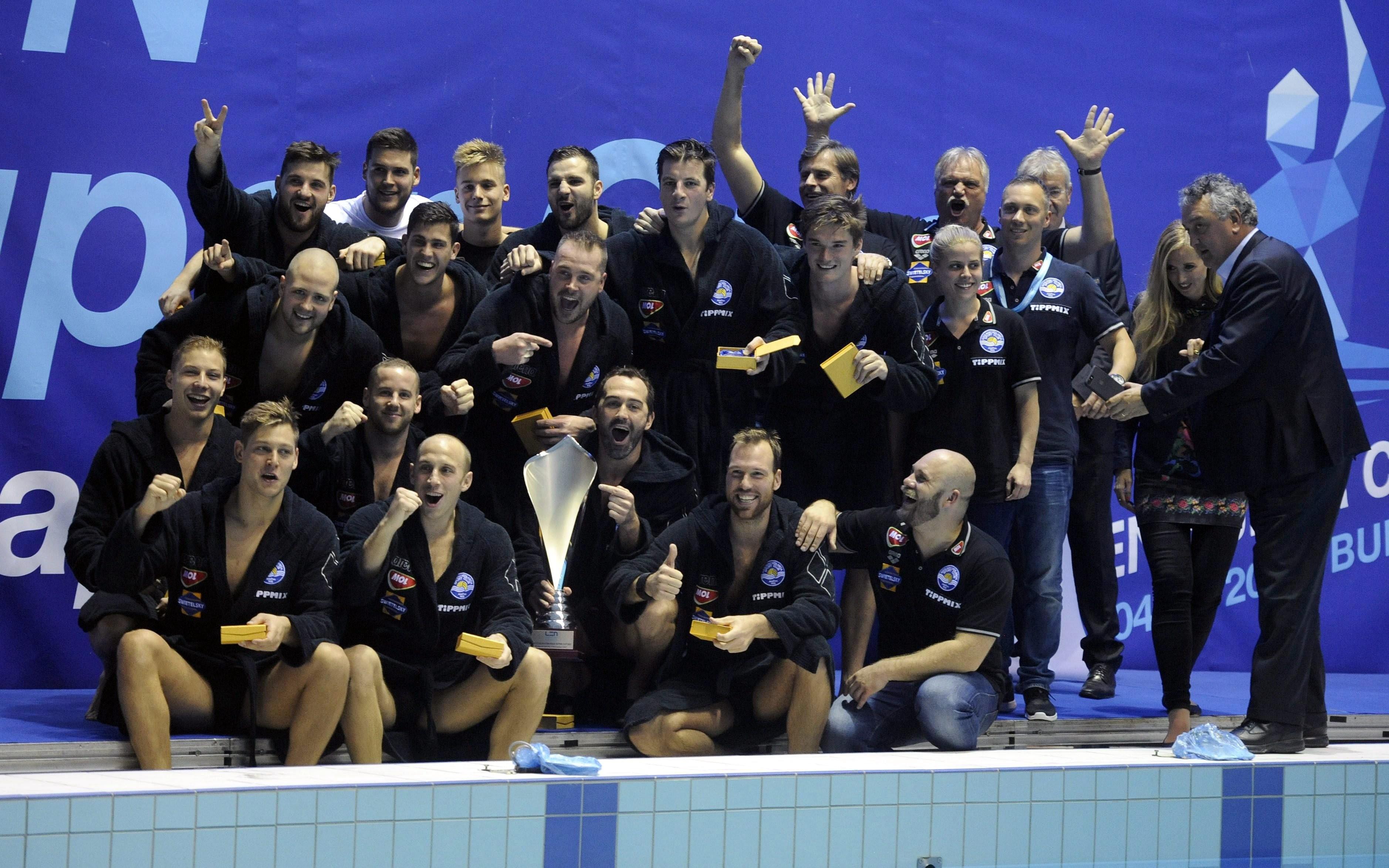 A Szolnok nyerte a Szuperkupa döntőt