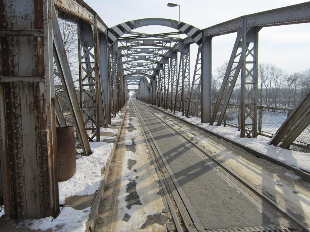 Extrém sebességkorlátozást old fel a kiskörei Tisza-híd megújítása