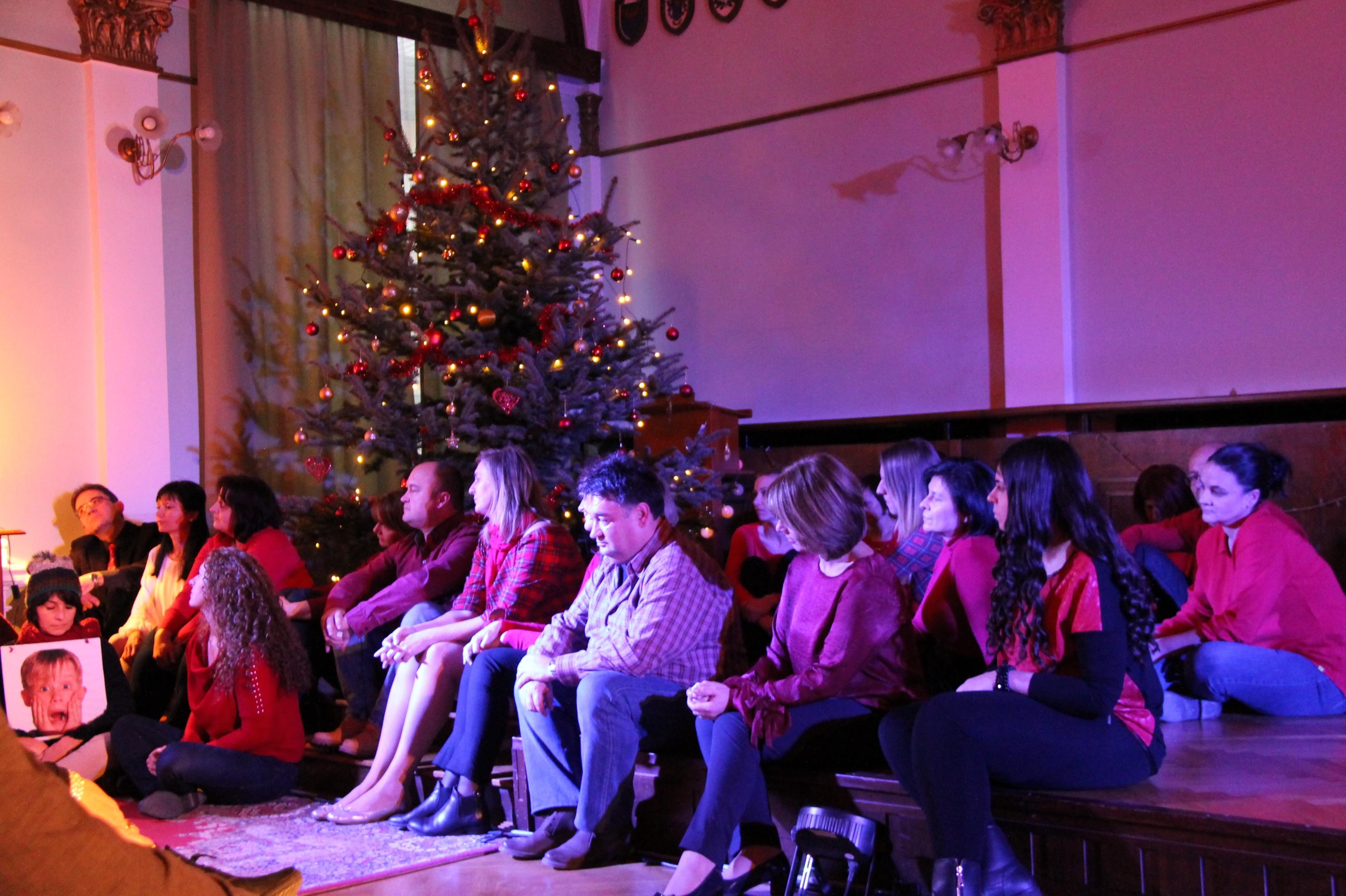 Karácsonyi ünnepség a Jász-Nagykun-Szolnok megyei Kormányhivatalban