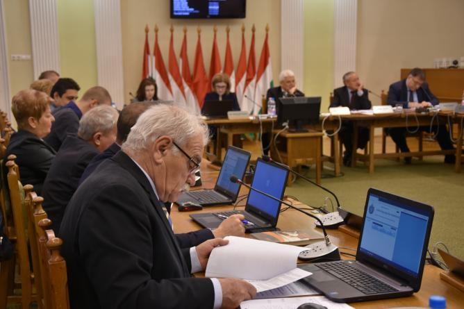 Novemberi ülését tartotta Szolnok város közgyűlése