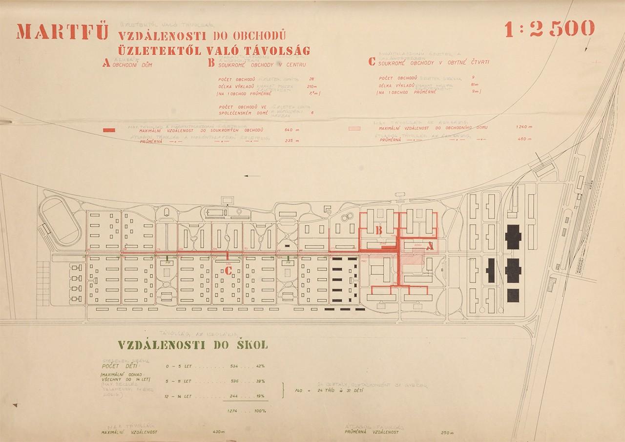 Restaurálták Martfű város eredeti tervdokumentációját