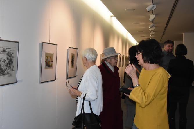 Bokros László kiállítás nyílt a szolnoki Agórában