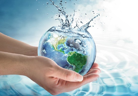 Víz világnap a természet jegyében