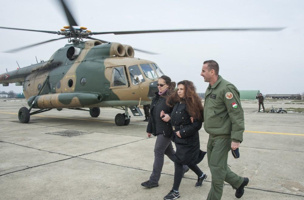 Valóra vált álom a Szolnoki Helikopter Bázison