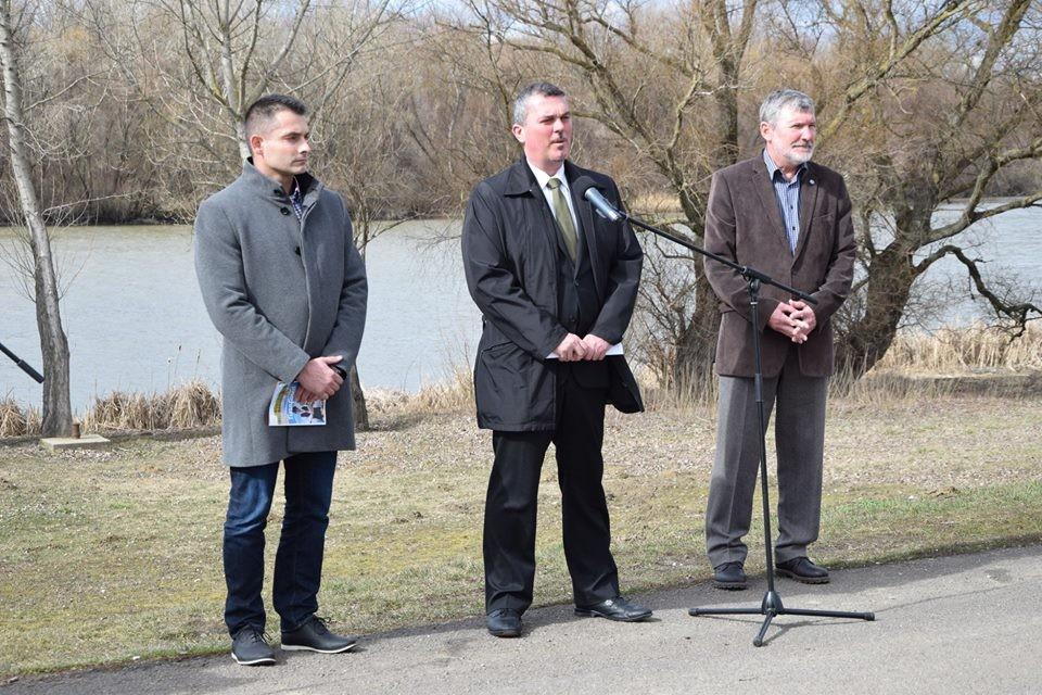 Megkezdődött a Tiszta tó a Tisza-tó projekt 3. üteme