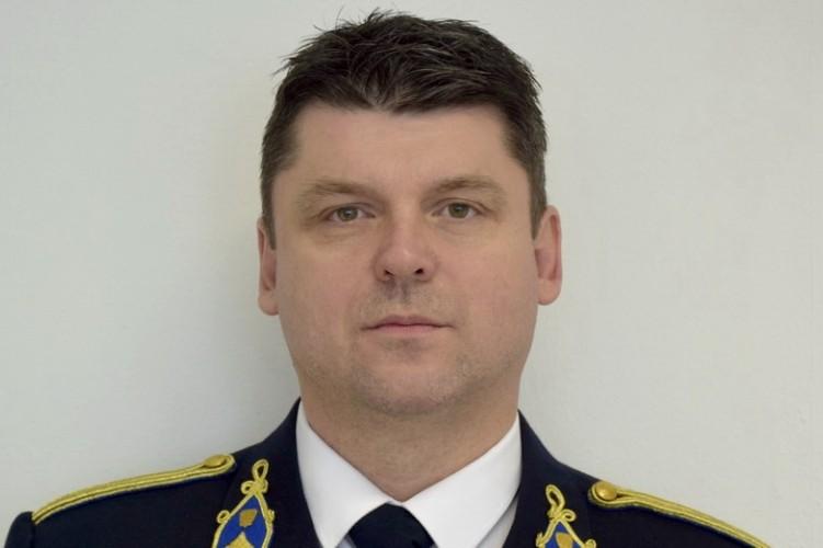 Új kapitány a törökszentmiklósi rendőrség élén