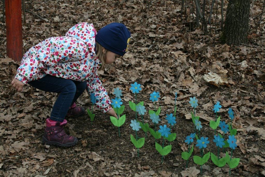 Nőnapi virágfutás és túra Szolnokon