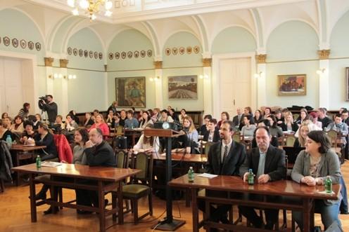 Közös szakmai napot tartott a Levéltár és a Kormányhivatal