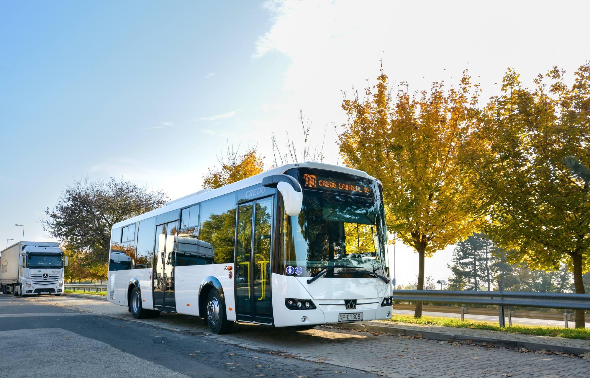 Kétmilliárdos fejlesztés a magyar busz gyártójánál
