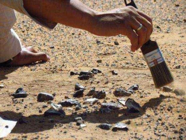 Bronzkori emberi maradványokra bukkantak Jászberény határában