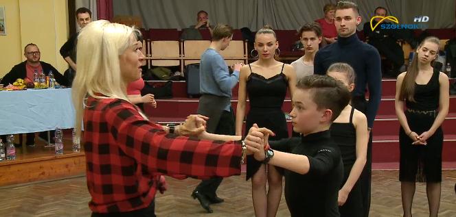 Világbajnok táncosok jártak Szolnokon