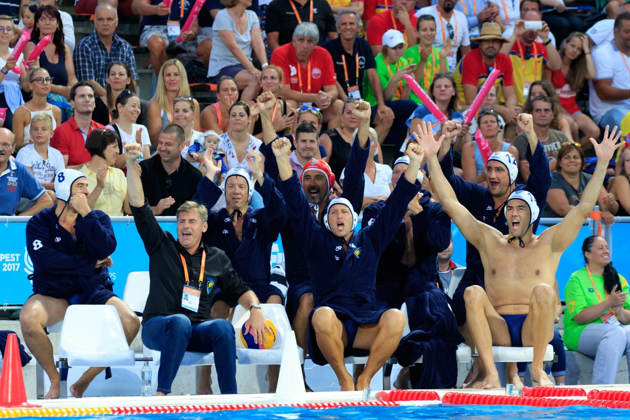 Az olimpiai bajnok magyar pólósok júliusban megmérkőznek a világválogatottal