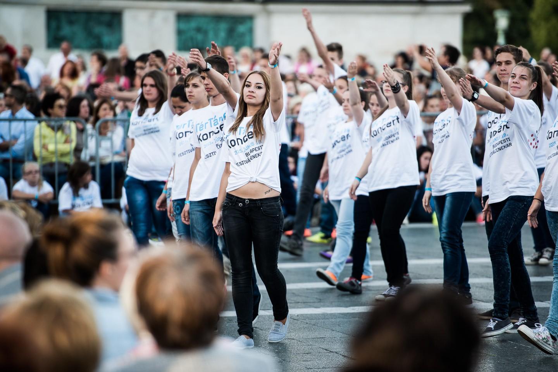 Jász-Nagykun-Szolnok megyei résztvevői is lesznek a TérTáncKoncertnek