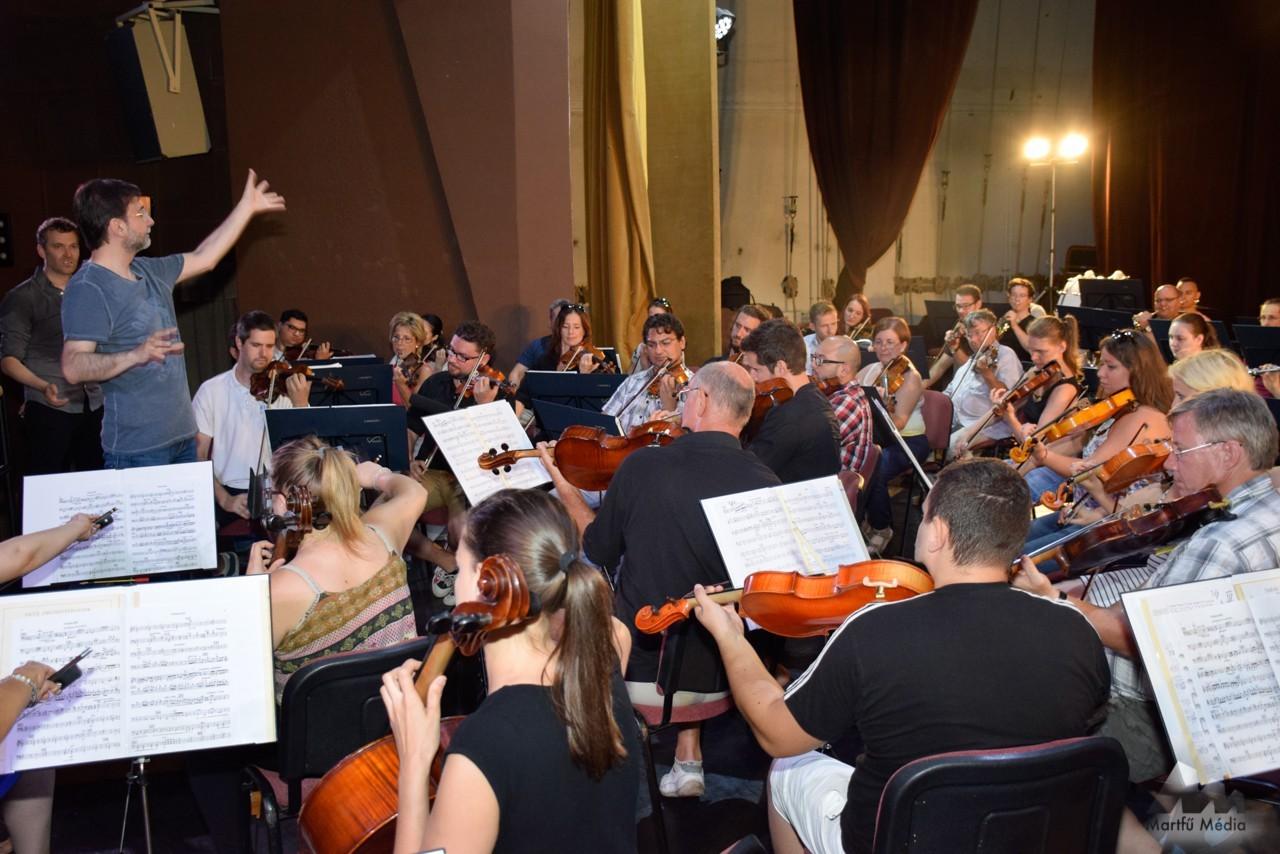 Karmestereket képeztek a Szolnoki Szimfonikusok mesterkurzusán