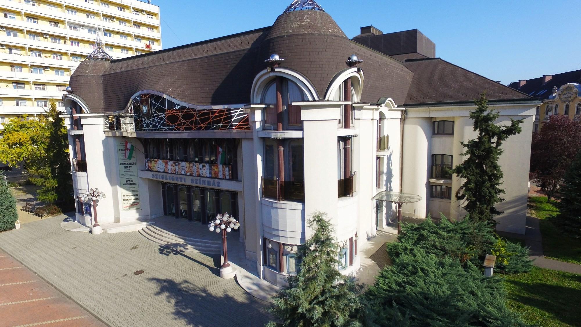 A Szolnoki Szigligeti Színház 2018/2019-es évadának bérletes műsora