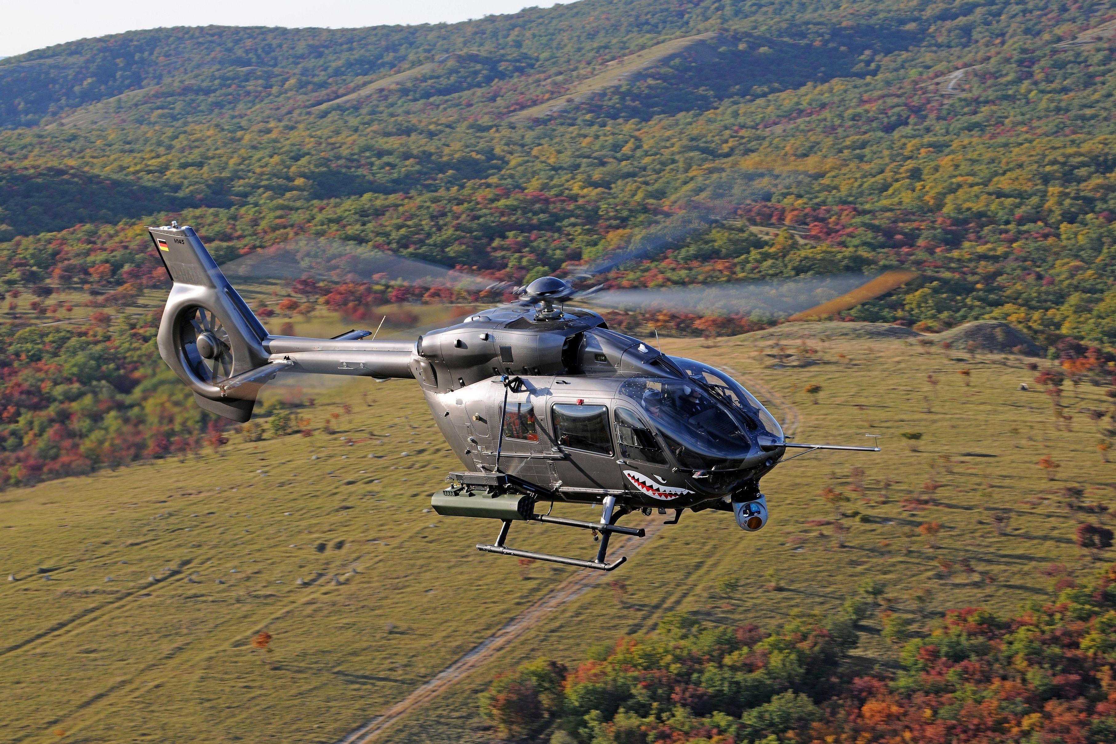 A legmodernebb technológiával vannak ellátva az új helikopterek