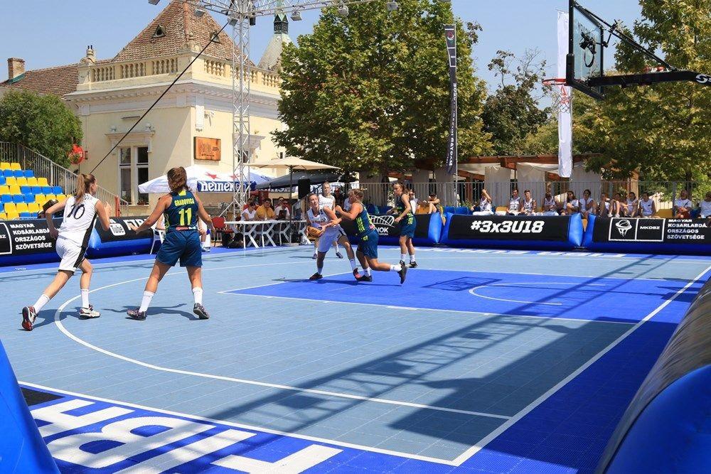 Augusztus első hétvégéje ismét a kosárlabdáé Szolnokon