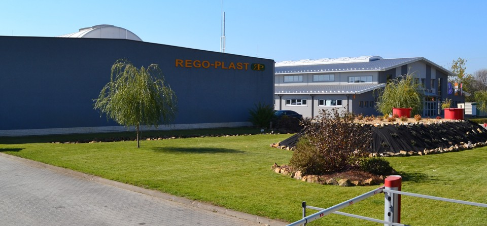 Kapacitásbővítő beruházás a jászjákóhalmi Rego-Plast Kft.-nél