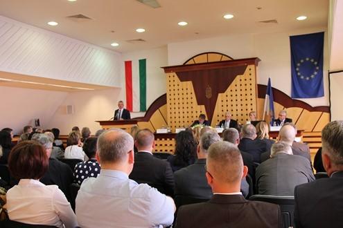 Jogásznap a Jász-Nagykun-Szolnok megyei főügyészségen
