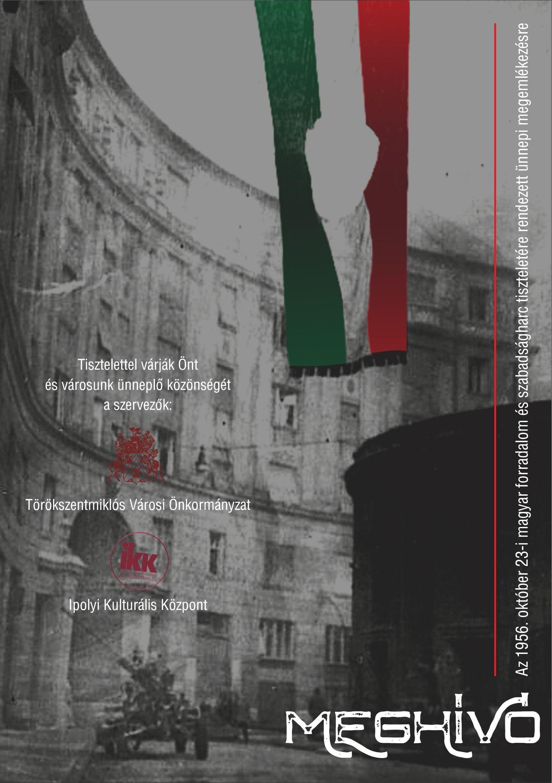 1956-os forradalom és szabadságharc 62. évfordulója