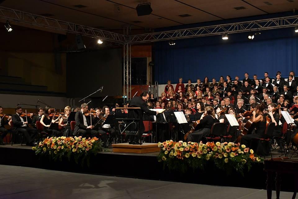 A bécsi Musikvereinban ad koncertet szombaton a Szolnoki Szimfonikus Zenekar