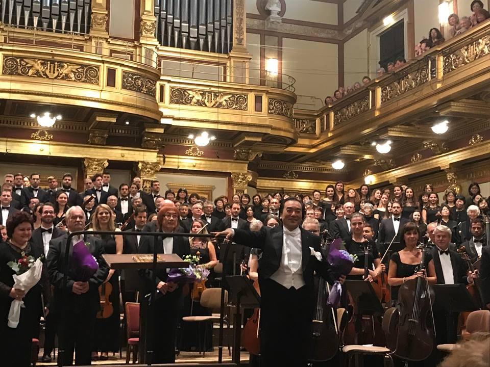Óriási siker Bécsben – állva tapsolt a közönség a szolnoki szimfonikusok koncertjén