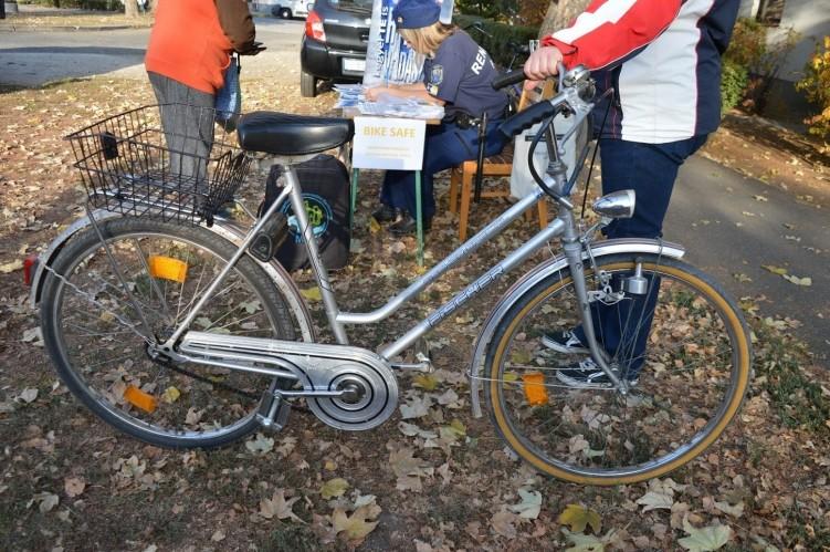 """Töretlen a """"Bike Safe"""" program sikere a Jászságban"""