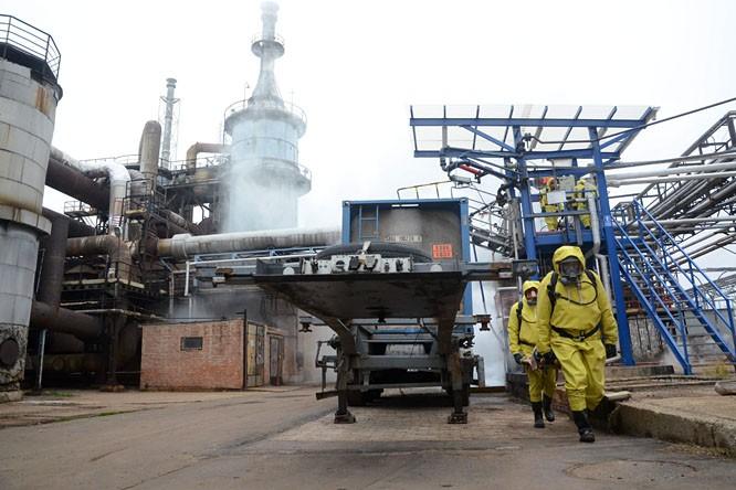 Bige Holding: zavartalan a termelés a szolnoki műtrágyagyárban