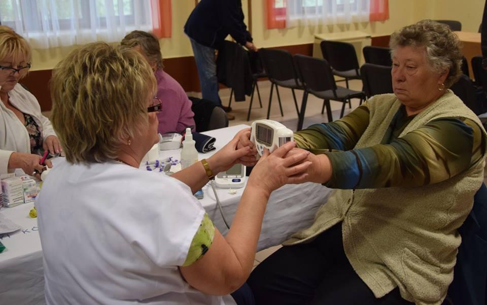 Folytatódik a kistelepülési egészségügyi szűrőprogram Jász-Nagykun-Szolnok megyében