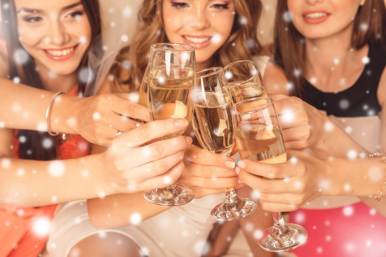 Rendben vannak az édes fehér pezsgők