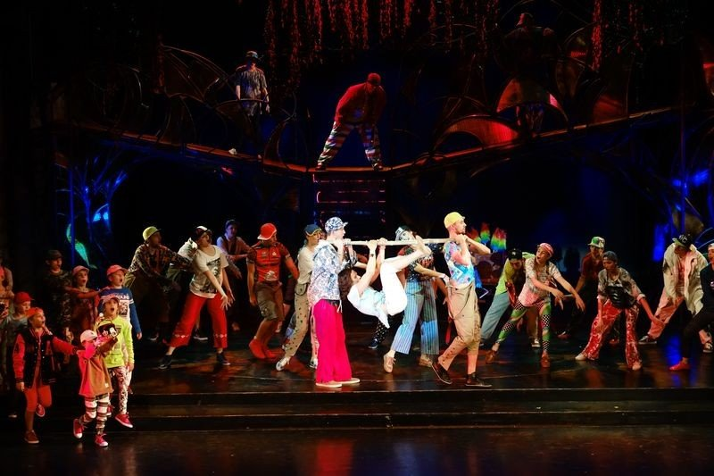 Decemberben még egy A dzsungel könyve előadást szervez a szolnoki színház