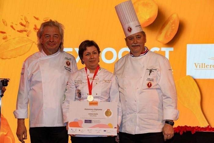 Hazai siker a Gasztronómiai Világbajnokságon