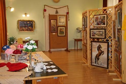 Adventi kiállítás a Jász-Nagykun-Szolnok Megyei Kormányhivatalban