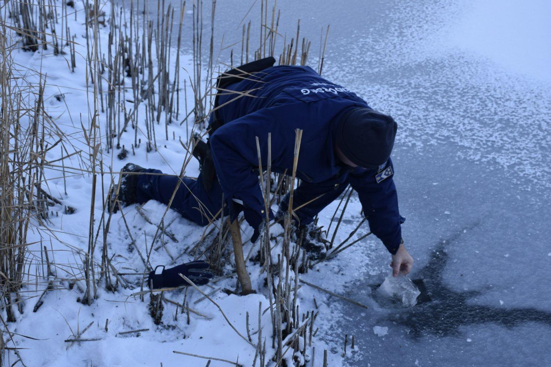 Kockázatmentesen, vidáman a jégen