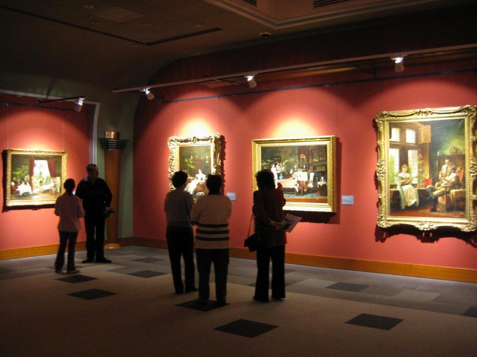 Tizenkét év után újra Munkácsy-kiállítás nyílik Szolnokon