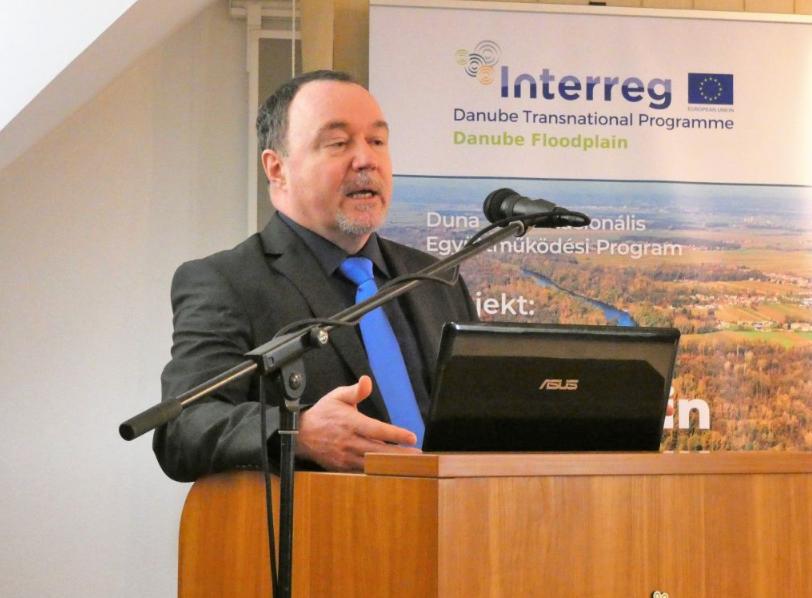 Nemzetközi együttműködés az árvízvédelem megújításáért