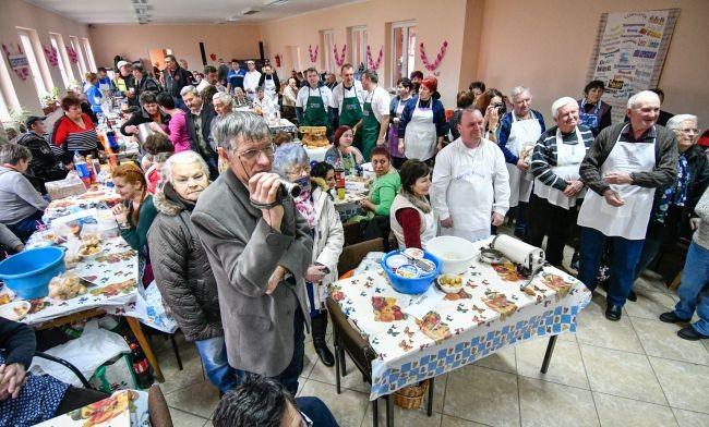 Martfűi siker a szentpéterszegi Hurka- és Kolbásztöltő Fesztiválon