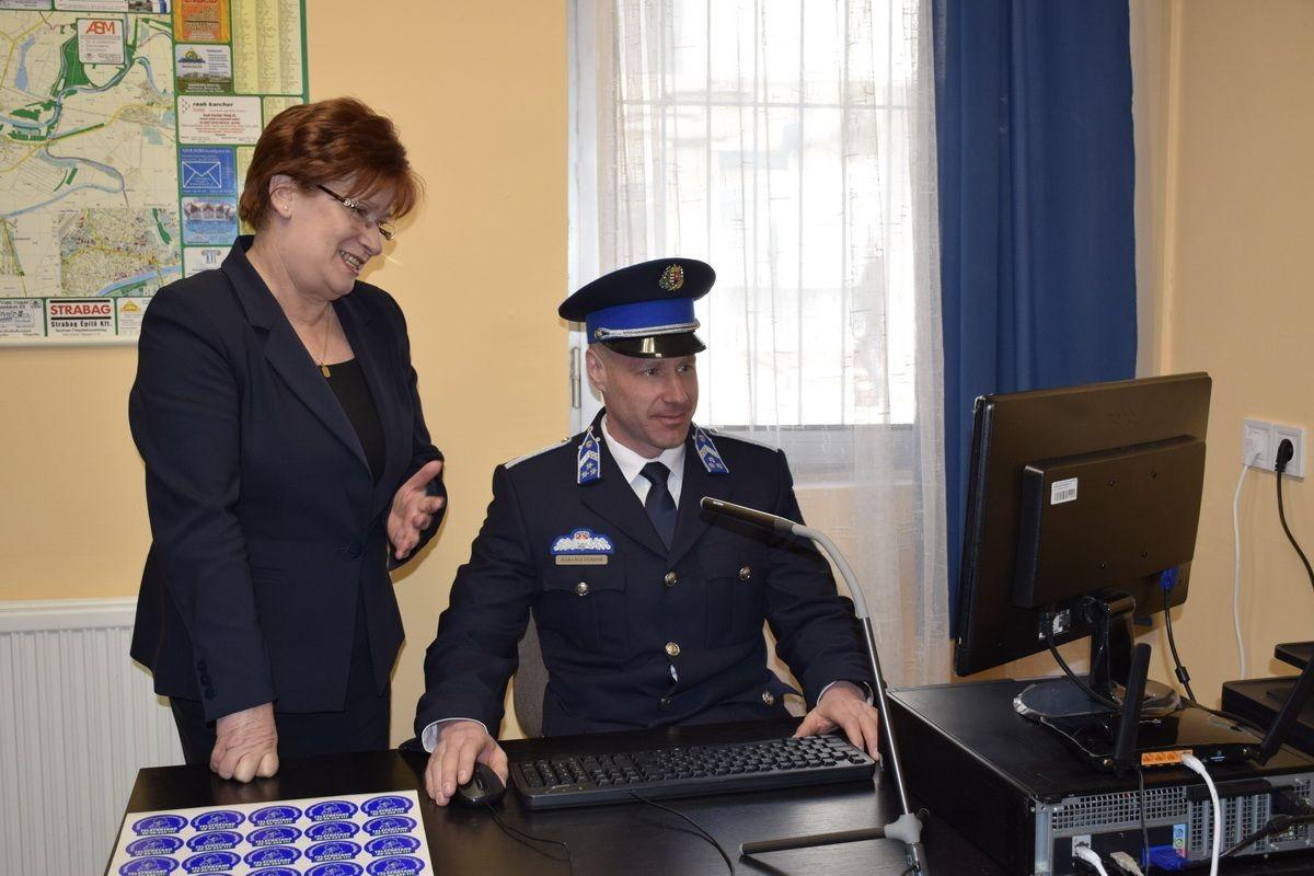 Új körzeti megbízotti iroda Szolnokon