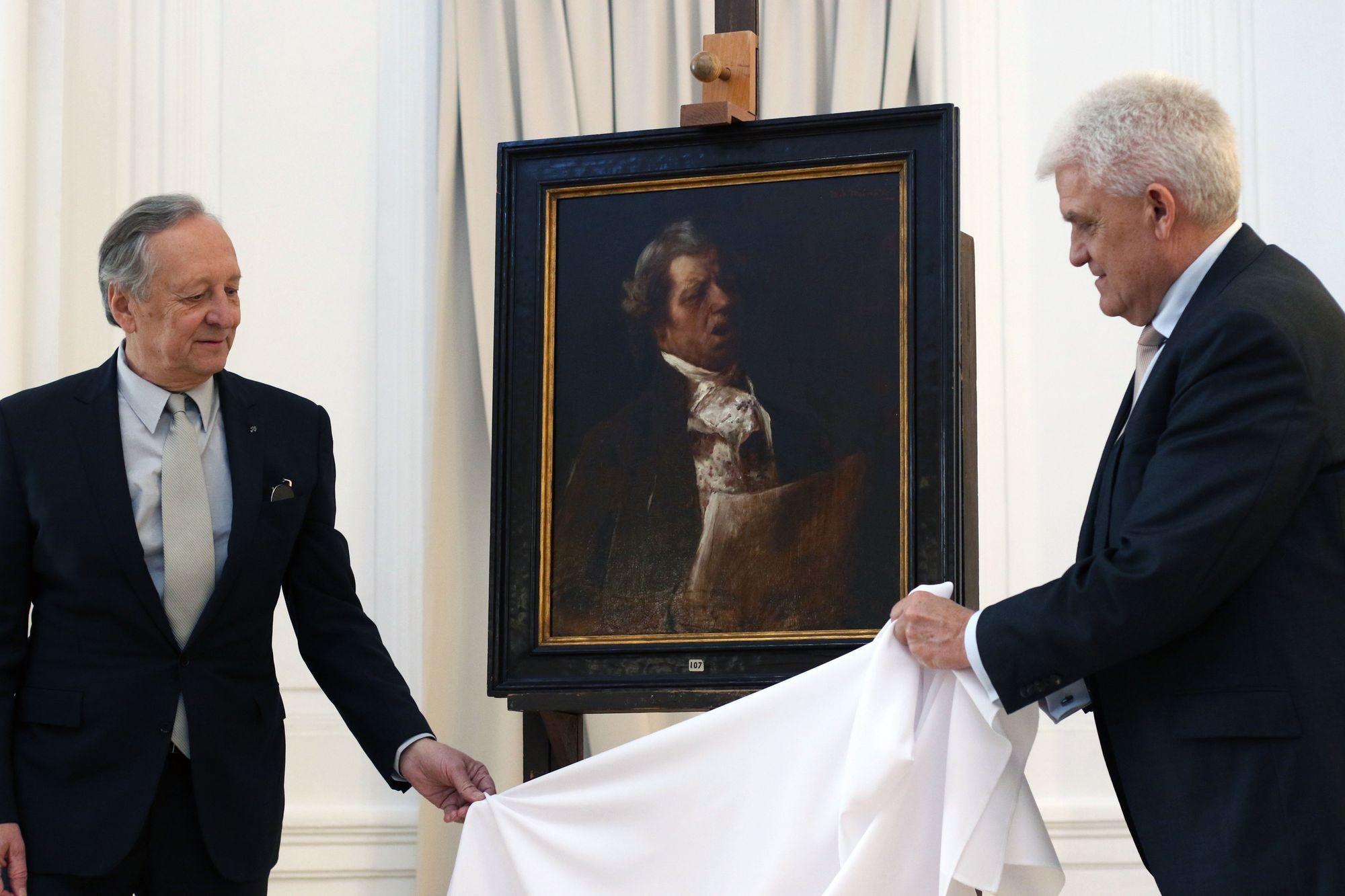 Munkácsy-képpel gazdagodott a Szolnoki Galéria