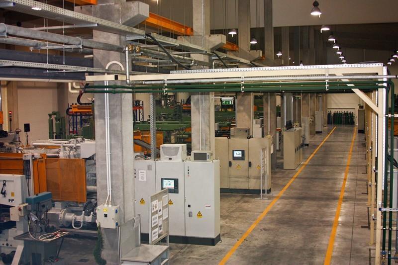 Kapacitásbővítő beruházás az Ecseri Kft. szolnoki gyáregységében