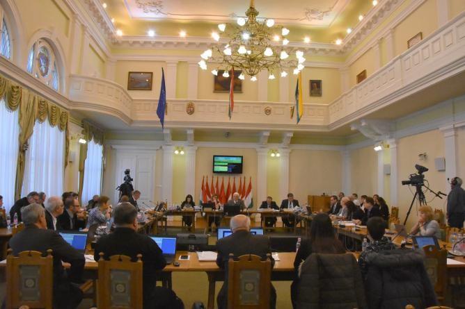 Elfogadták Szolnok költségvetését