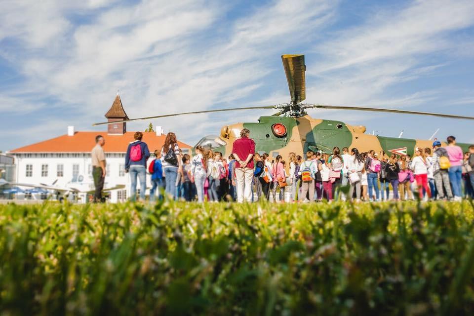 Értékes hagyatékok, új gépek, programok a RepTár Szolnoki Repülőmúzeumban