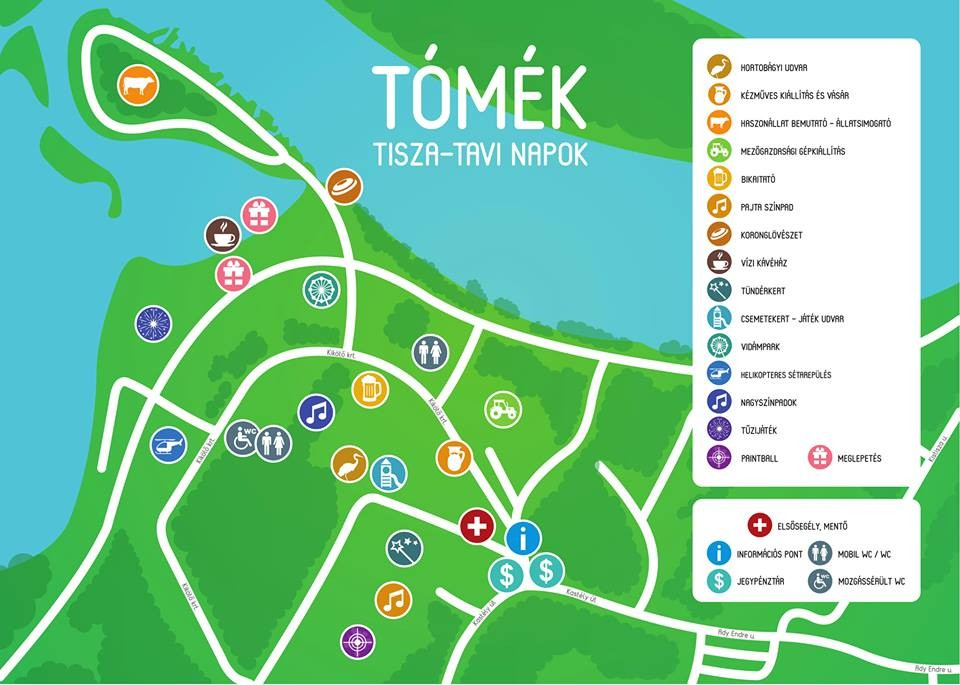 Május 1-4. között felpezsdül a Tisza-tó