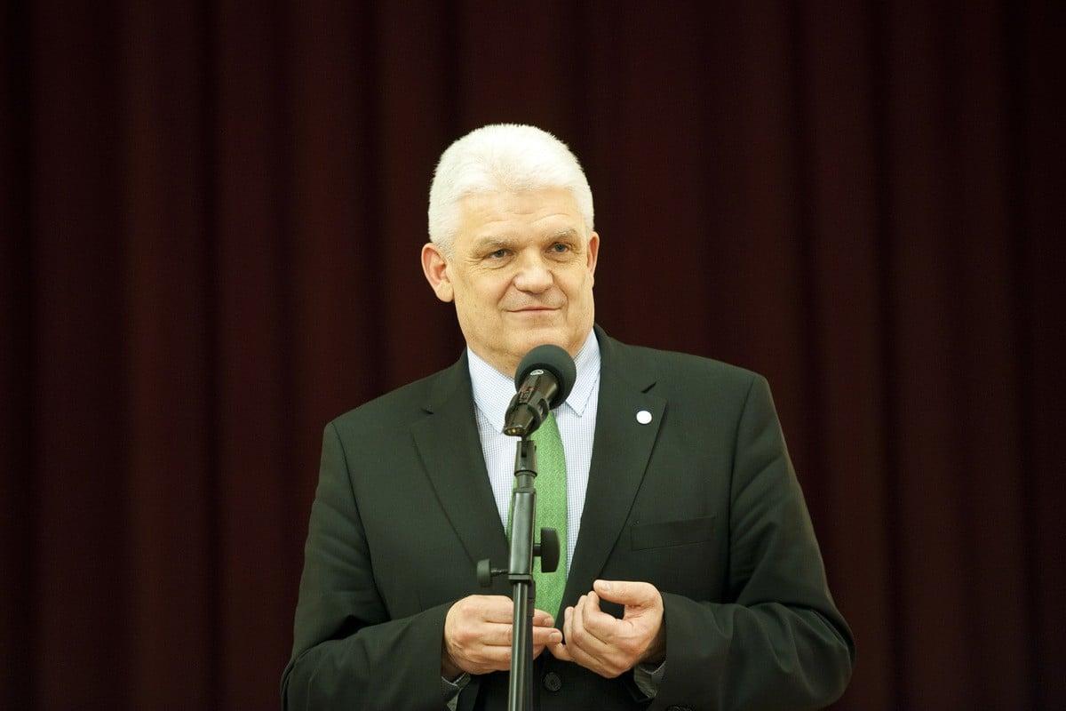 Újabb négy évig Szalay Ferenc a kosárszövetség elnöke