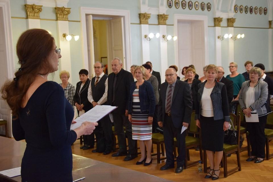 Bírósági ülnököket választott a közgyűlés