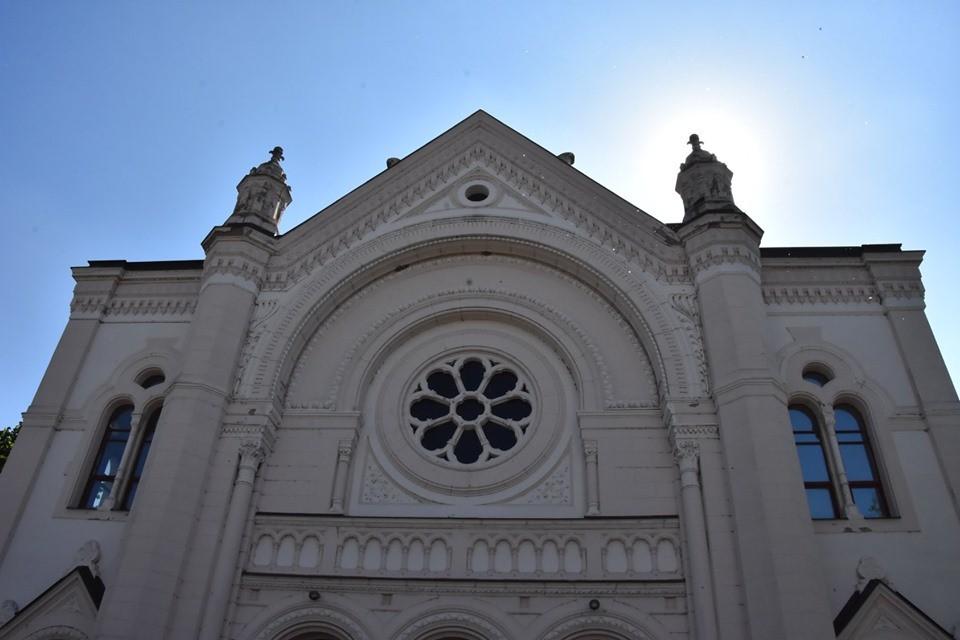 A szolnoki zsinagóga 120 éves jubileumát ünnepelték