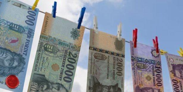 Több száz millió forintos pénzmosást lepleztek le Szolnokon
