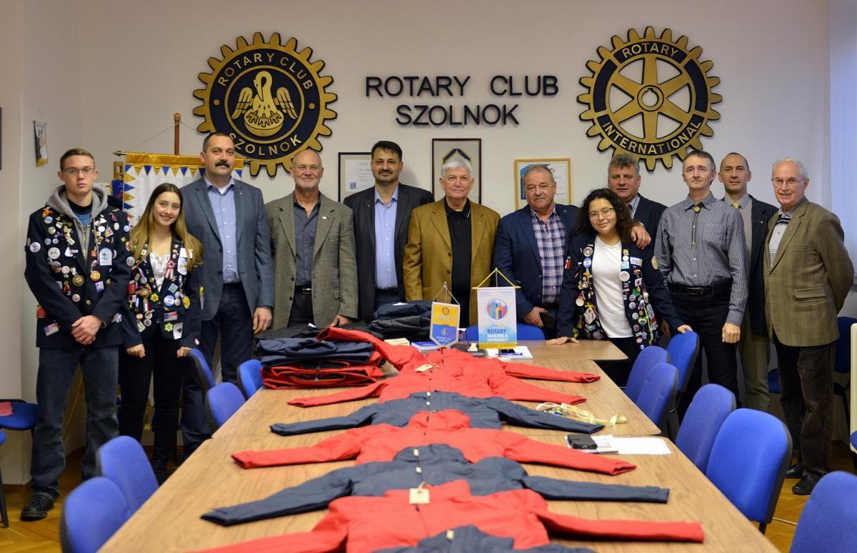 Évfordulót ünnepel a Rotary Club Szolnok