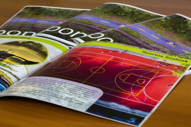 Új kiadvány a szolnoki szabadidősportról