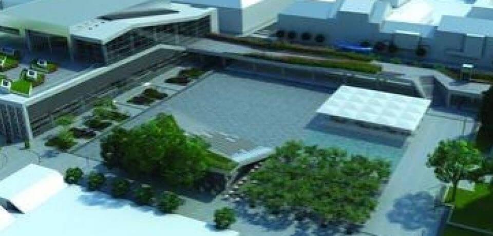 Ötmilliárdból épül meg az újpesti vásárcsarnok és rendezvényközpont